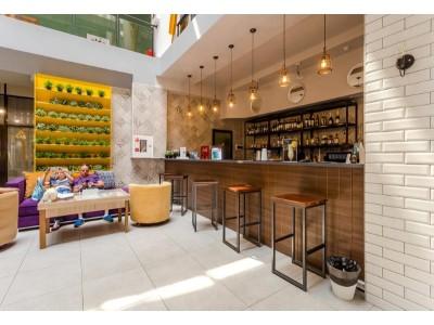 Лофт-отель «Beton Brut» (Бетон Брют) Анапа | Лобби