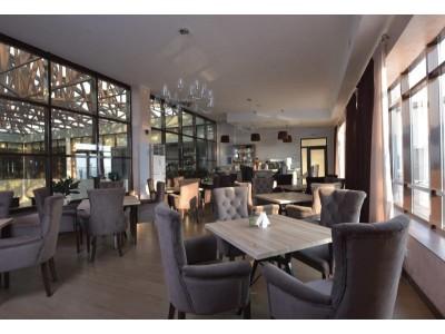 Лофт-отель «Beton Brut» (Бетон Брют) Анапа | Грузинский ресторан сам пришел