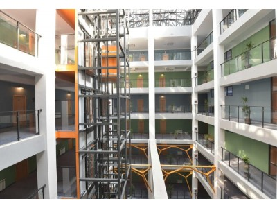 Лофт-отель «Beton Brut» (Бетон Брют) Анапа | Территория отеля
