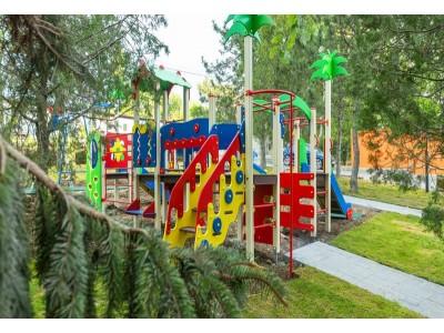 Лофт-отель «Beton Brut» (Бетон Брют) Анапа | Детская площадка