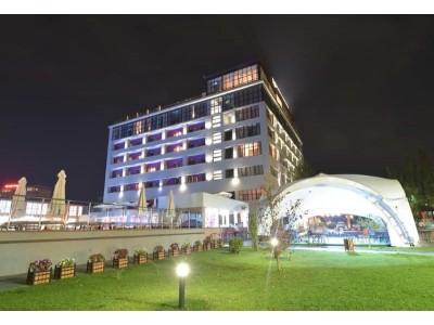Лофт-отель «Beton Brut» (Бетон Брют) Анапа | Территория отеля и внешний вид