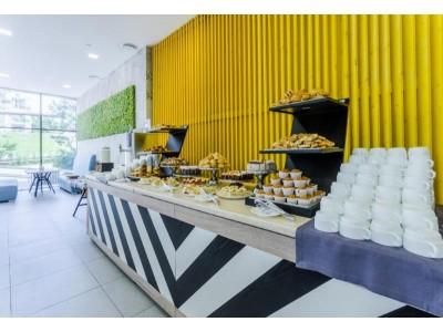 Лофт-отель «Beton Brut» (Бетон Брют) Анапа | Ресторан шведской линии