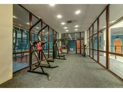 Лофт-отель «Beton Brut» (Бетон Брют) Анапа | Тренажерный зал