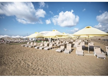 Пляж | Лофт-отель «Beton Brut» (Бетон Брют) Анапа