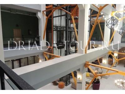 Интерьер | Лофт-отель «Beton Brut» (Бетон Брют) Анапа