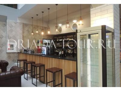 Лофт-отель «Beton Brut» (Бетон Брют) Анапа | Лобби-бар