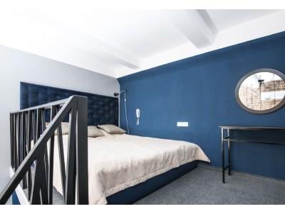 Delux mini duplex+terrace SV | Лофт-отель «Beton Brut» (Бетон Брют) Анапа