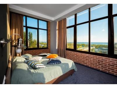 Junior Suite SV1 | Лофт-отель «Beton Brut» (Бетон Брют) Анапа