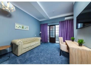Junior Suite SV2 | Лофт-отель «Beton Brut» (Бетон Брют) Анапа
