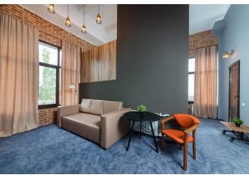 Junior suite high LV | Лофт-отель «Beton Brut» (Бетон Брют) Анапа