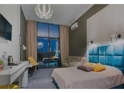 Panoramic LV | Лофт-отель «Beton Brut» (Бетон Брют) Анапа