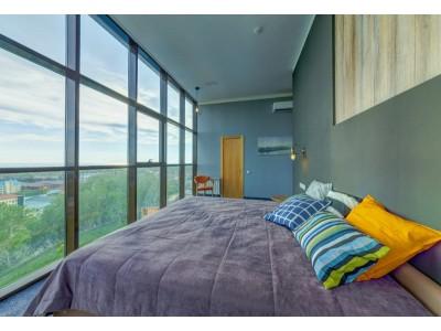 Panoramic Suite SV | Лофт-отель «Beton Brut» (Бетон Брют) Анапа