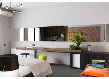 Mini Suite | Лофт-отель «Beton Brut» (Бетон Брют) Анапа