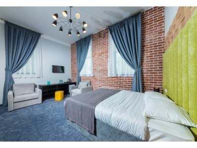 Triple LV | Лофт-отель «Beton Brut» (Бетон Брют) Анапа