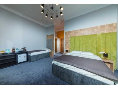 Triple SV | Лофт-отель «Beton Brut» (Бетон Брют) Анапа